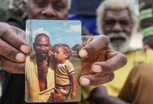 Vanuatu's stolen generation